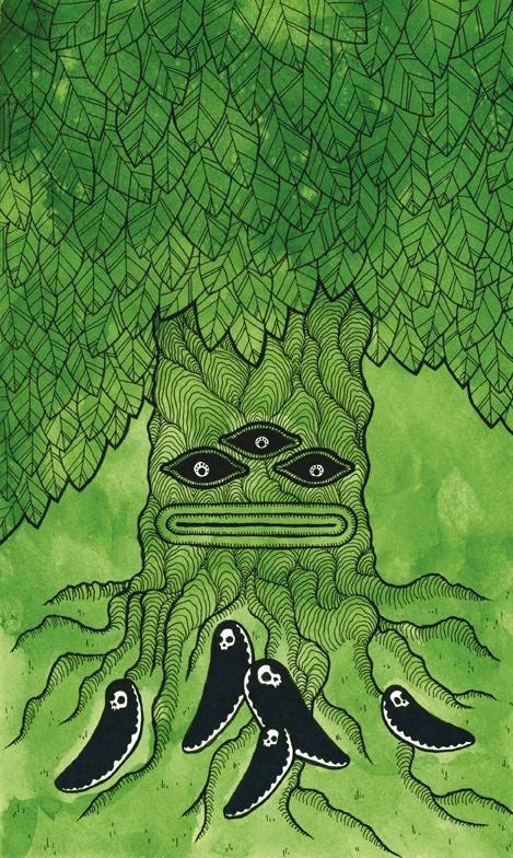 Matt Kish's Illustrations