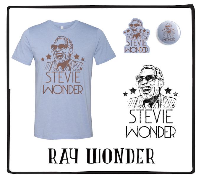 Ray Wonder
