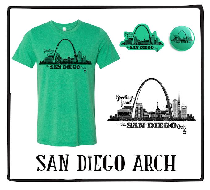 San Diego Arch