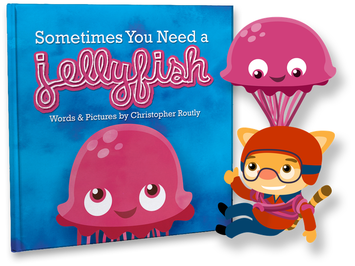The charming story of two brothers who discover that -- with a little imagination -- a jellyfish might be the most useful friend ever!