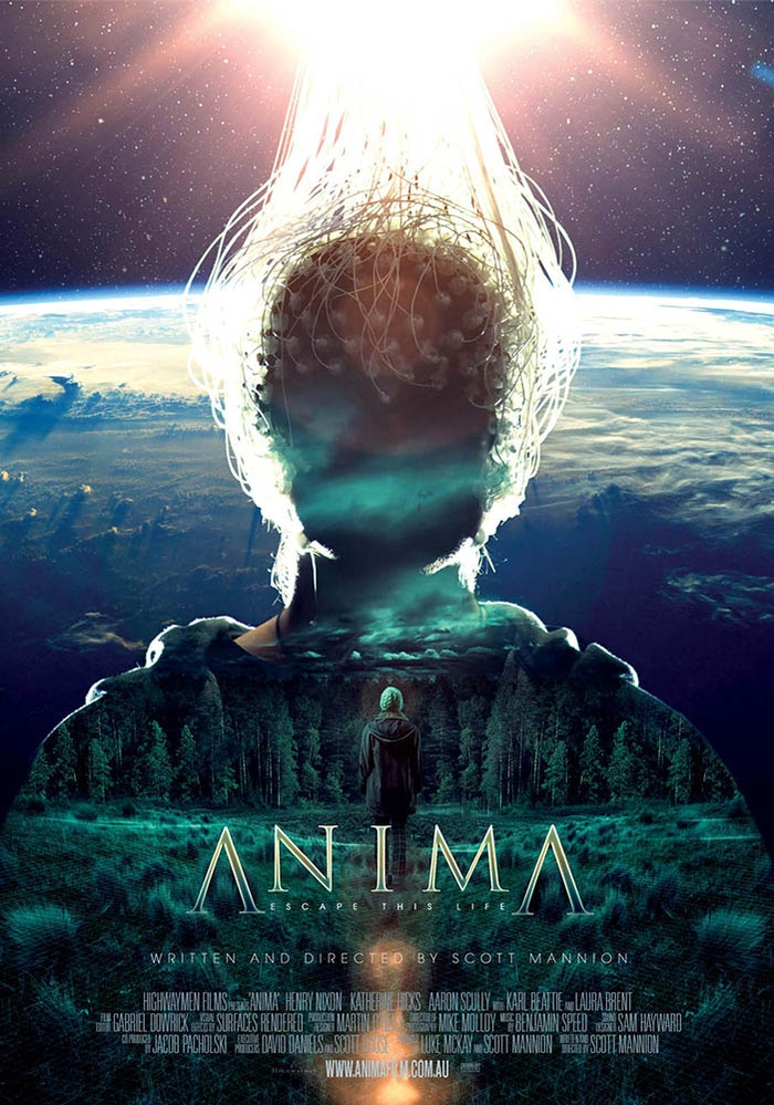 Reality blurs as a rogue scientist struggles to preserve his terminally ill wife inside a virtual world of his own creation. Anima premiered at the prestigious Clermont Ferrand and is available on iTunes.