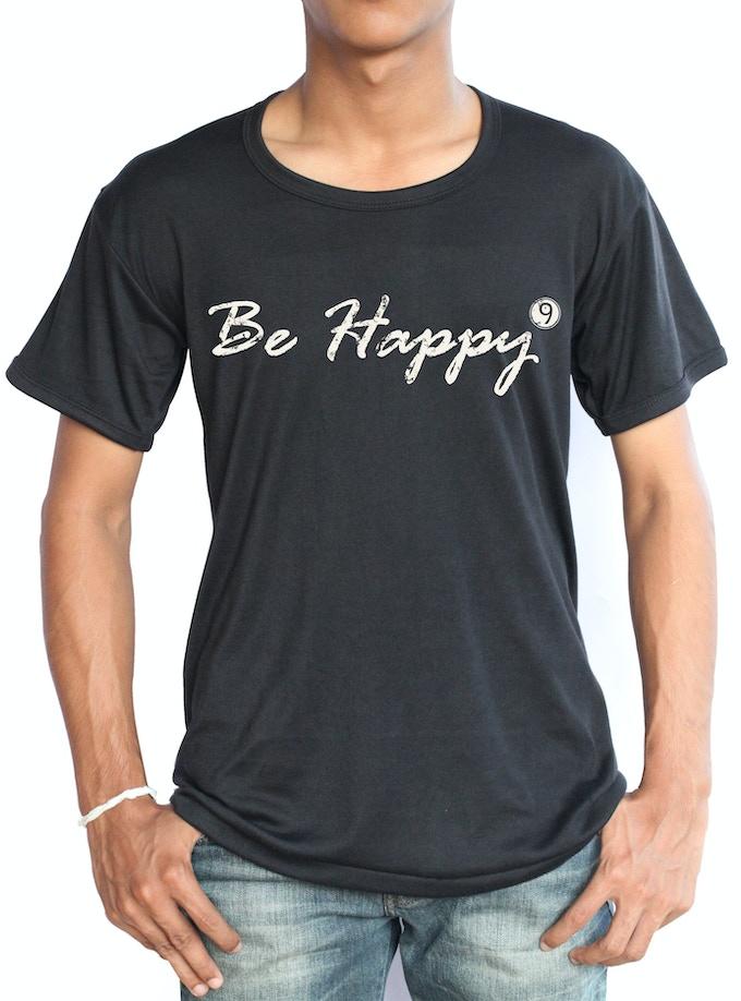 Signature 'Be Happy' Design