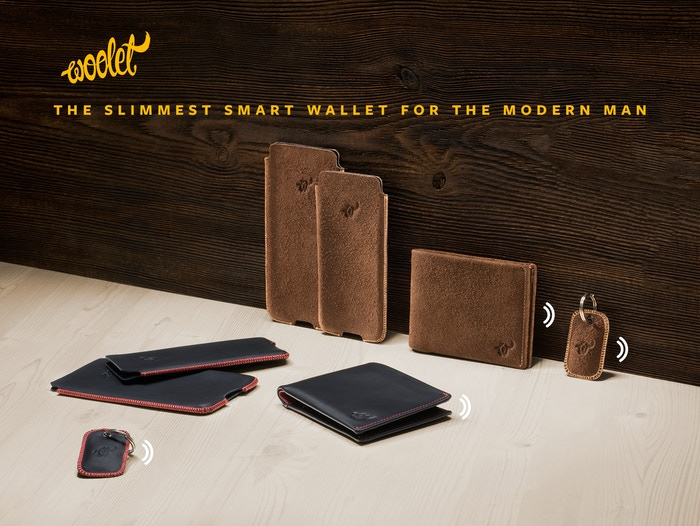 A next generation wallet that keeps your cash and cards safe. Ultra slim, bluetooth-powered, self-charging & handcrafted to perfection.