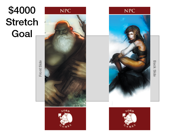 New NPC Bookmark with new Artwork and Maroon Border Added to GM Pack (UNLOCKED)