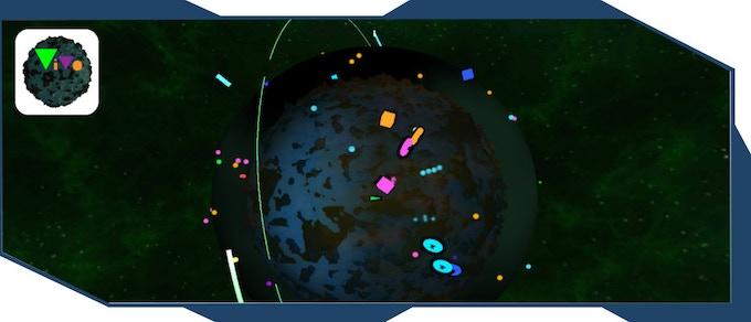 Vivo - spherical shooter arcade