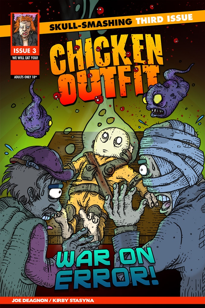 Issue #3 Cover