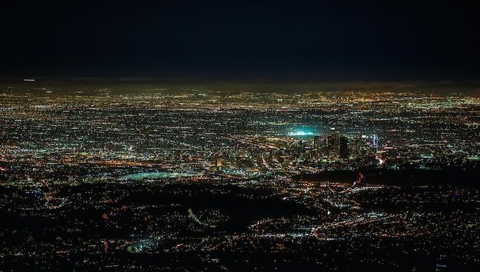 Angel City by Gavin Heffernan