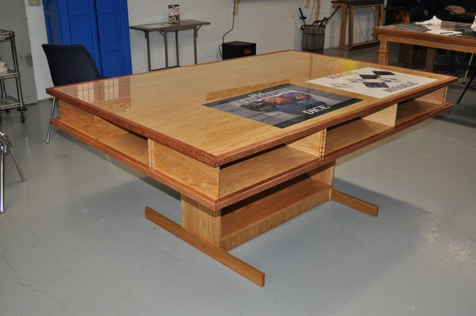 Masterwork Quality Game Tables