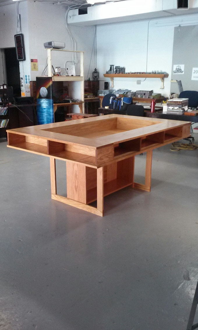 Masterwork Quality Game Table at Studio 6d6