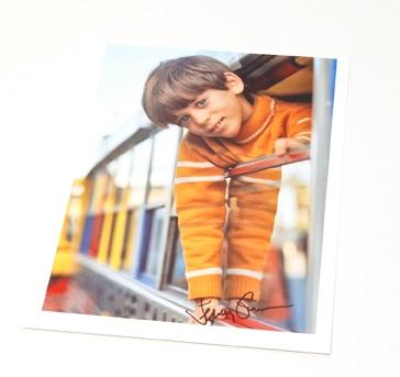8 x 10 PHOTO signed by JEREMY GELBWAKS!