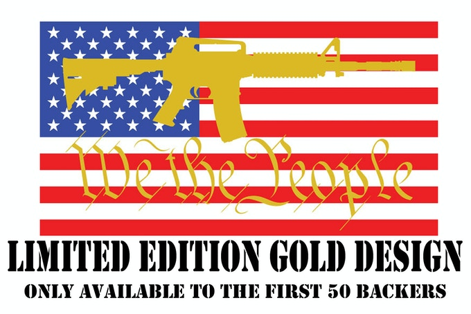 """Limited Edition """"Gold"""" Version"""