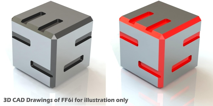FF6 Dice - with innovation on the face of it by David