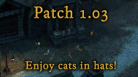 Project Eternity by Obsidian Entertainment » Patch 1 03