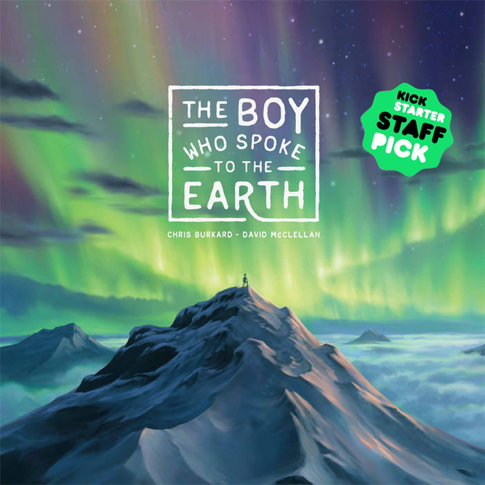 A children's book by Chris Burkard about finding joy in the journey and enjoying the great outdoors.
