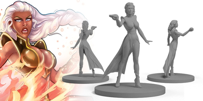 Tiamat, the daughter of fire - Role: Wizard