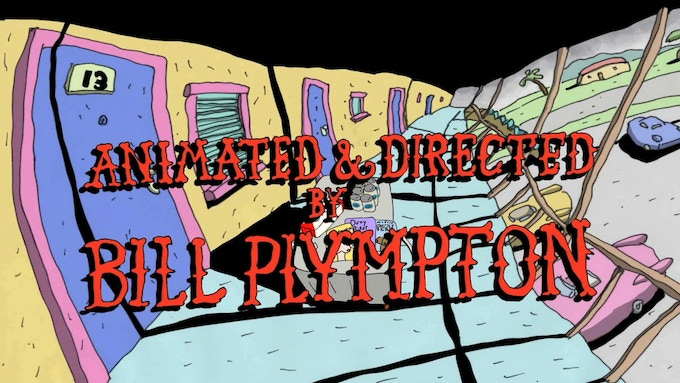 Produced, animated, and directed by Bill Plympton