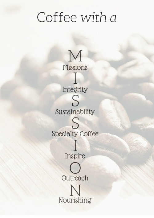 Read more about Coffee with a Mission