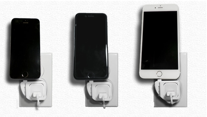 (5s, 6, 6+, shown from left to right)