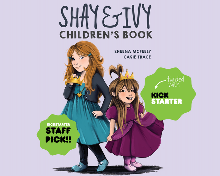 Join Shay & Ivy in discovering what it is like to be more than just princesses by going beyond the kingdom.