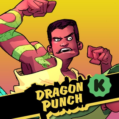 DRAGON PUNCH: a tiny fighting game you can play anywhere! by Koen ...