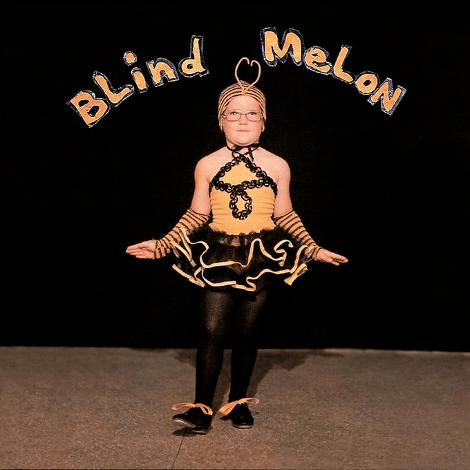 Blind Melon 1992 Capitol Records