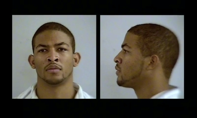 Then he went CRAY. This mugshot was seen by over 20 million people when my family was featured on CNN's Black in America.
