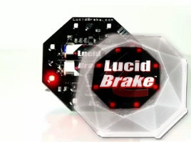 LucidBrake version 2.0 with cover