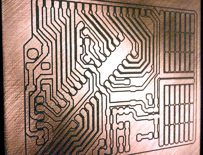 Mill a circuit board for your next project