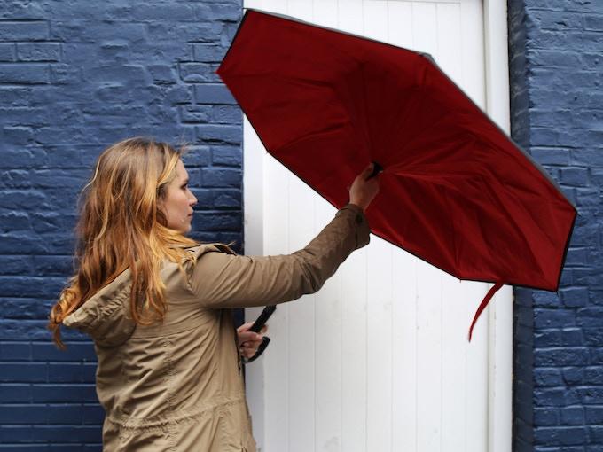 KAZbrella Opening