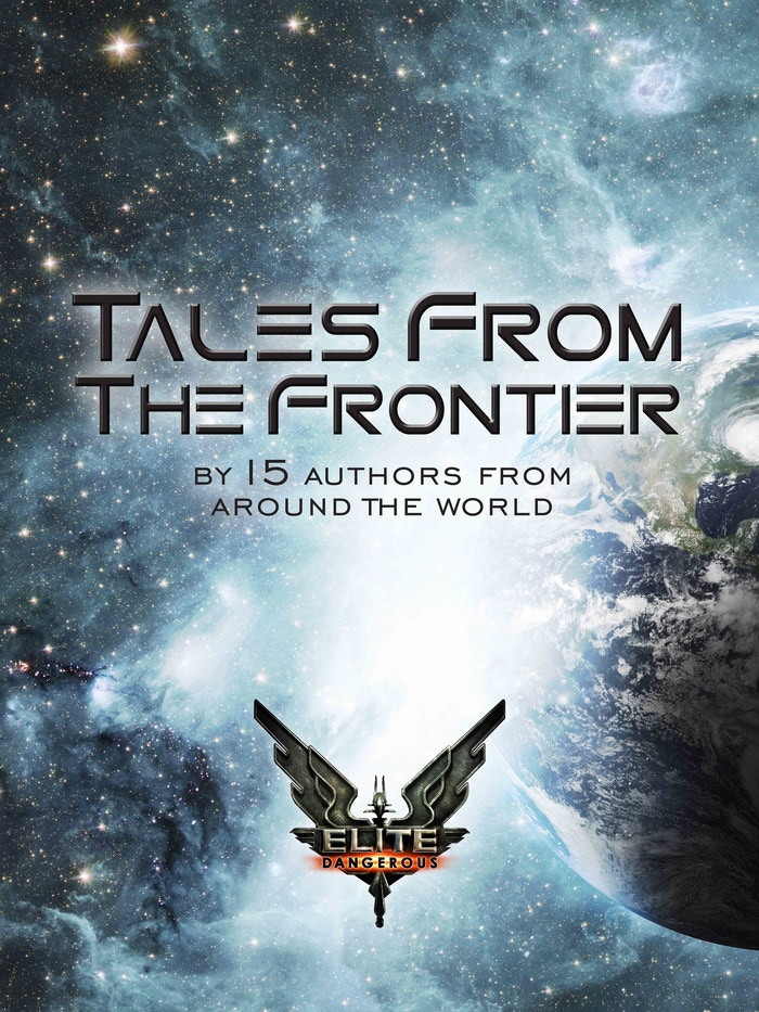 An officially licenced collection of fifteen fully illustrated short stories set in the Elite: Dangerous universe, in E-Book, Paperback, Hardcover and Audio formats, published by Fantastic Books.