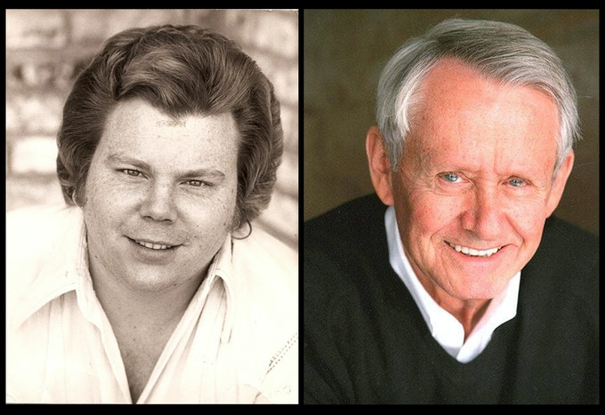 Jim Boelsen and Roger Perry