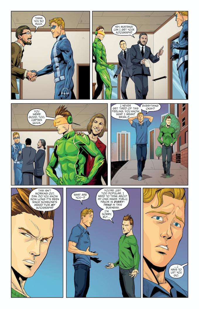 Sidekicks #1 - Page 19
