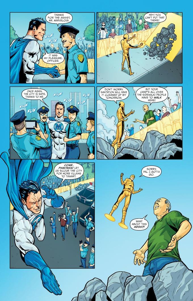 Sidekicks #1 - Page 10