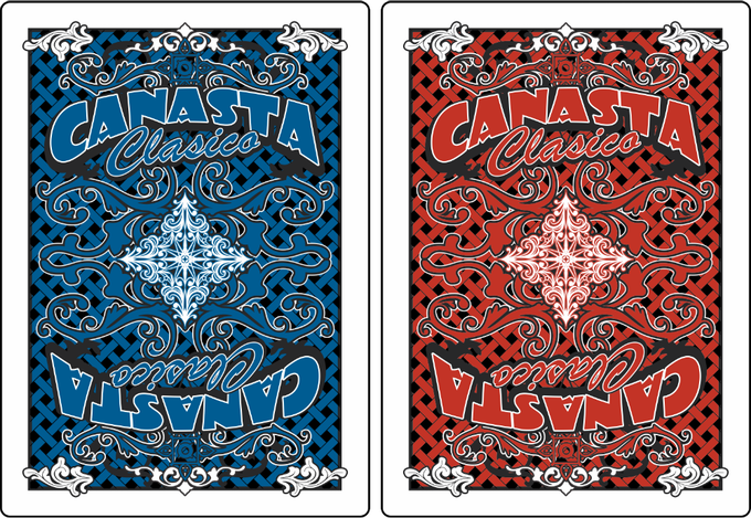 Card back design is still under review and we welcome feedback...but we are getting close!
