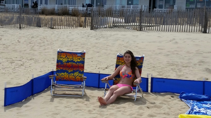 $10 OFF Our New Beach Screen  And Colors!!!!