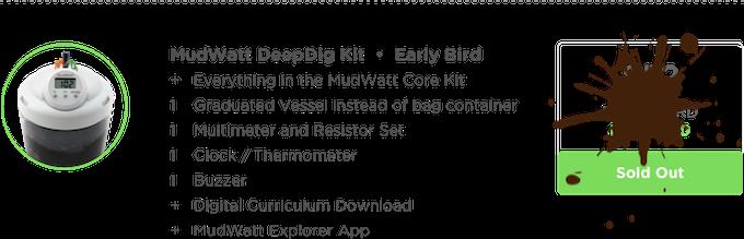 Mudwatt Make Power From Mud By Mudwatt Kickstarter