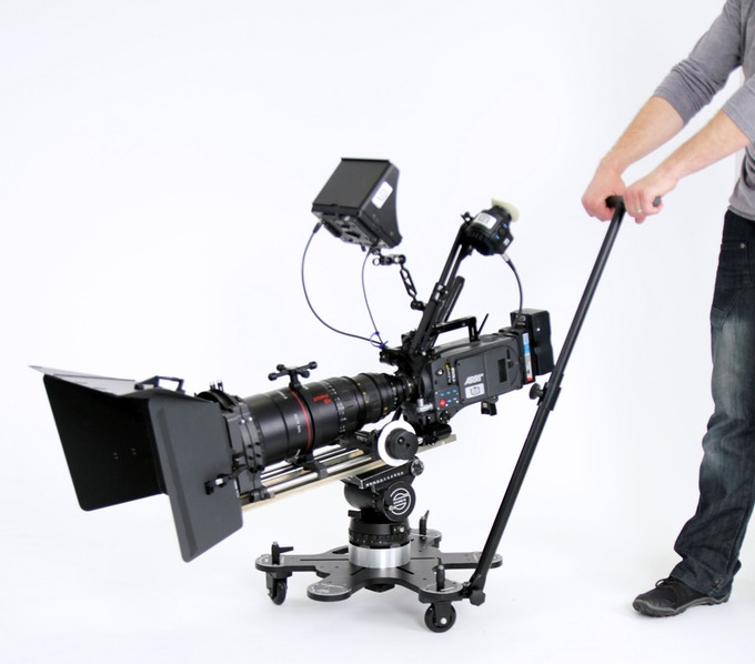 Tabletop Dolly mode