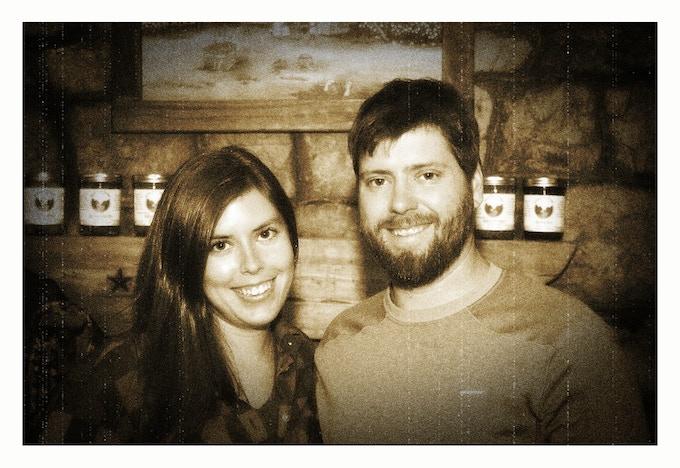 Co-Founder- Brandi Morrow and Founder- Beau Martin