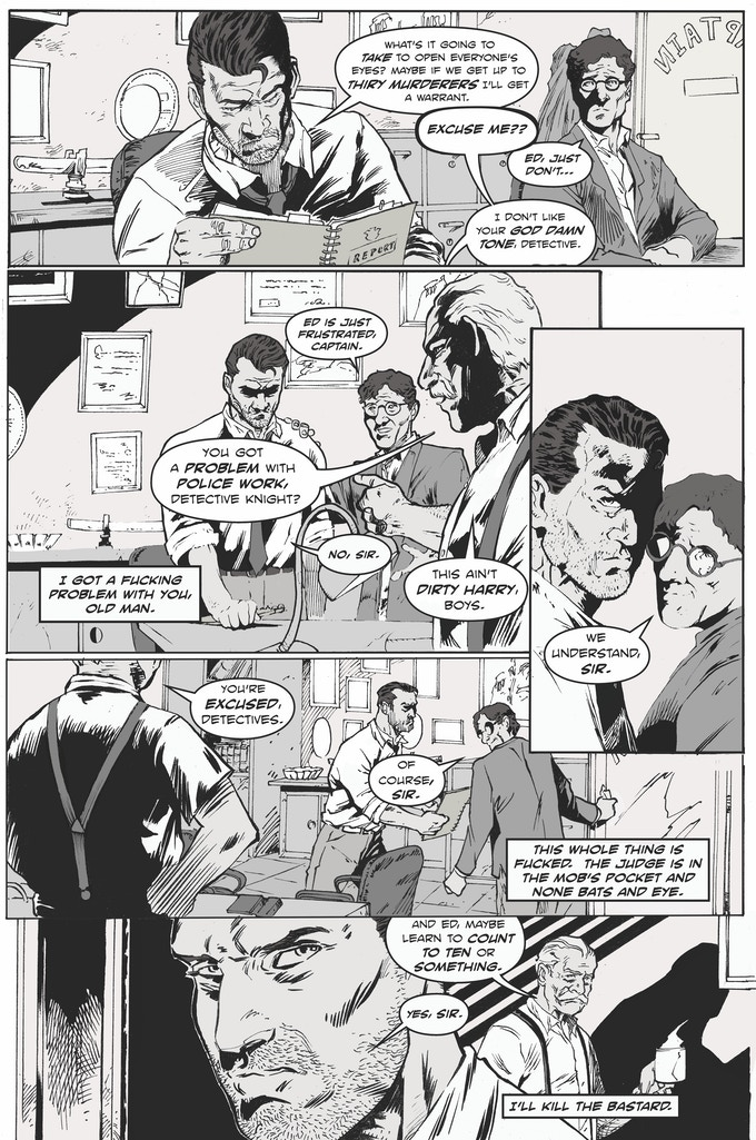 Page two, Issue # 1!