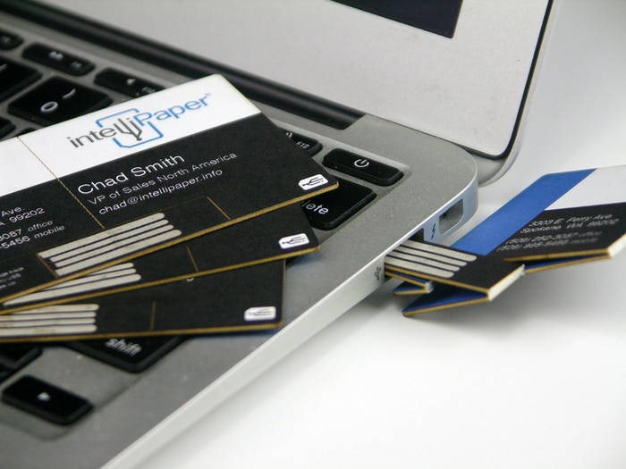 Swivelcard Smart Business Cards By Andrew Depaula Kickstarter