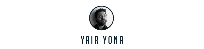A free-thinking musician and social platform whiz, Yair Yona handles all things OFFBIT on the social networks.