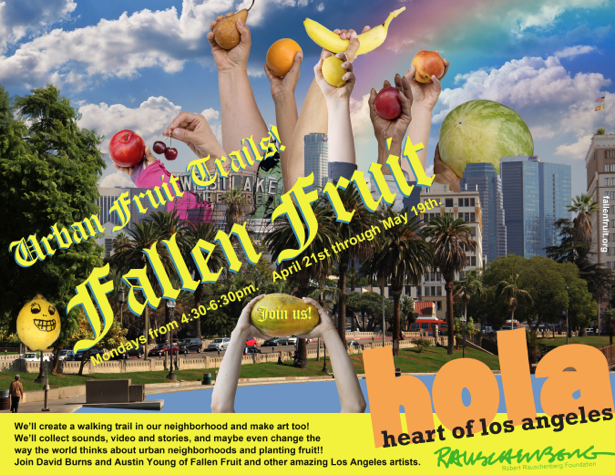 Urban Fruit Trails, Los Angeles- with Heart of Los Angeles 2014