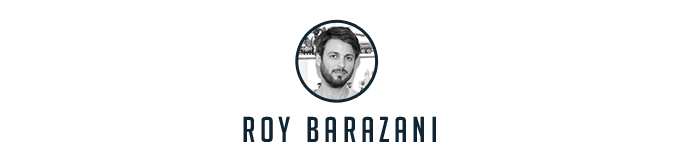 "Designer and artist Roy Barazani is the creator of the OFFBITS through his concept of ""The art of spare parts"". Roy has had a life-long fascination with re-imagining everyday bits and pieces, incorporating them together and giving them a new life."