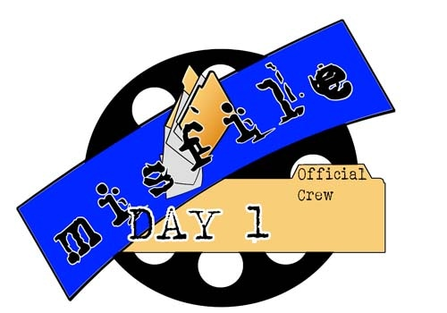 Misfile - Day One official crew patch