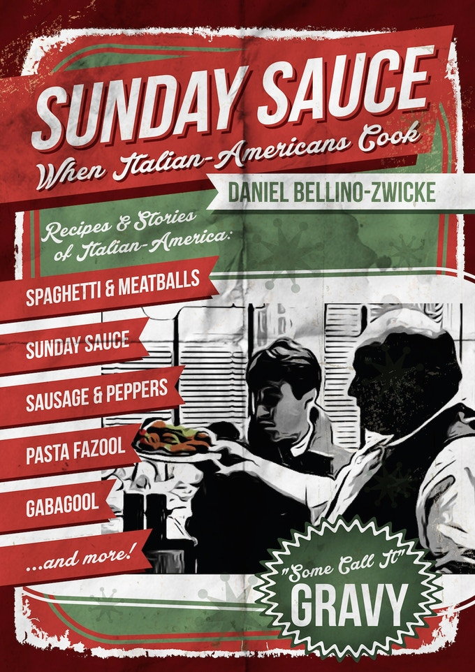 "# 1 BEST SELLER ITALIAN COOKBOOKS  ...  SUNDAY SAUCE by Daniel Bellino ""Z""   You Can Be Part of a BEST SELLING COOKBOOK   TOO ! ...  HOP on BOARD !  Be a Part of Grandma Bellino's Italian Cookbook, Reserve Your Copy Now"