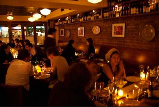 """MY FAVORITE SICILIAN RESTAURANT WHERE WE'LL BREAK BREAD, DRINK & HAVE THE MOST WONDERFUL TIME !   """"THAT'S ITALIAN"""" !!!"""