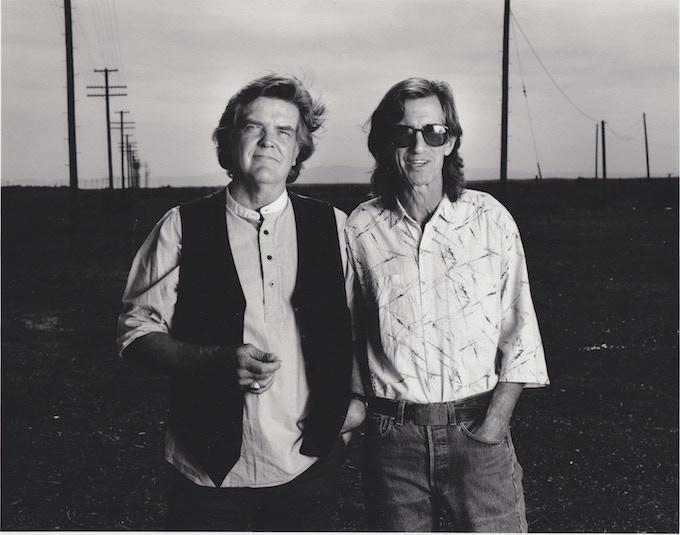 Pancho & Lefty: Guy Clark & Townes Van Zandt