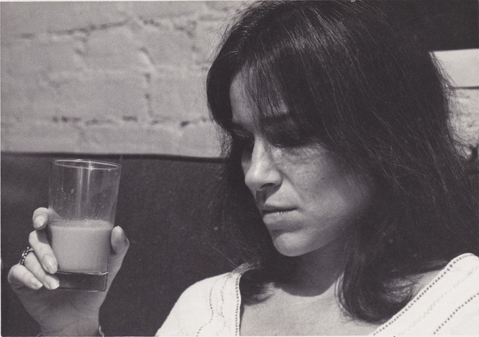 Susanna Clark in 1973