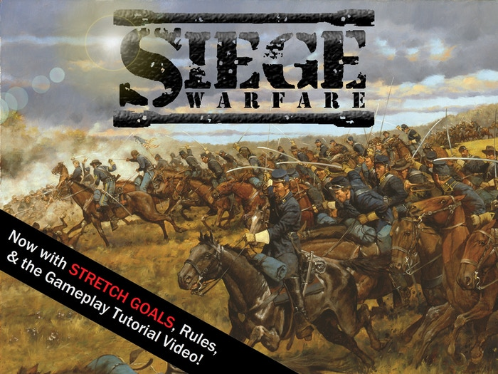 A Customizable Strategy Card Game set within the rich history of the American Civil War.  Plan your tactics & engage in epic battles.