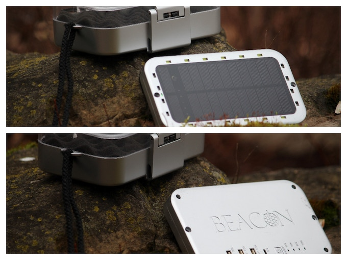 Removable Beacon Power Cell